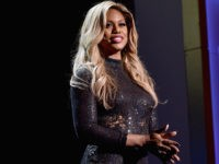 BROOKLYN, NY - NOVEMBER 13: Laverne Cox speaks onstage at Glamour's 2017 Women of The Year Awards at Kings Theatre on November 13, 2017 in Brooklyn, New York. (Photo by Bryan Bedder/Getty Images for Glamour)