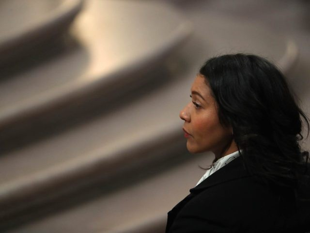 London Breed (Justin Sullivan / Getty)