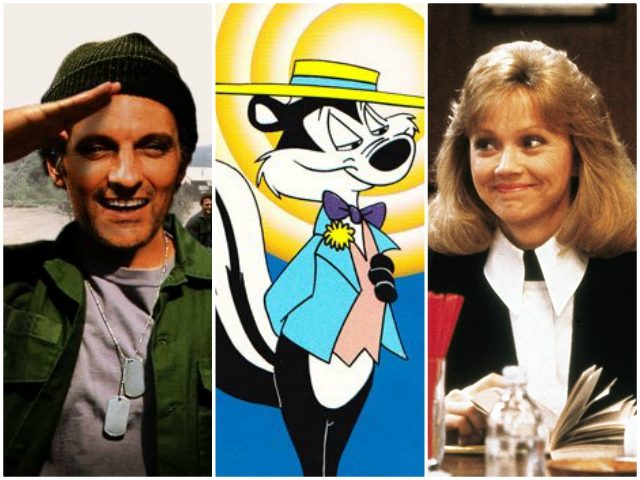 MASH Pepe Cheers 20th Century Fox/Warner Bros./Paramount
