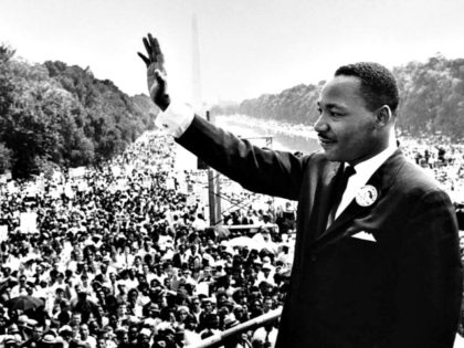 President Donald Trump: Dr. Martin Luther King Jr. a 'Great American Hero'