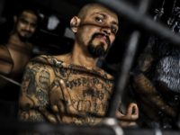MS-13 Gang Member in El Salvador - GETTY IMAGES Jan Sochor