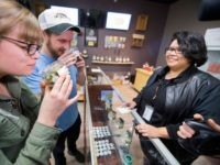 Marijuana store (Robyn Beck / Getty)