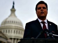 Watch– Rep. Matt Gaetz: Republicans, Democrats Have Been 'the Valets' for Multinational Corporations