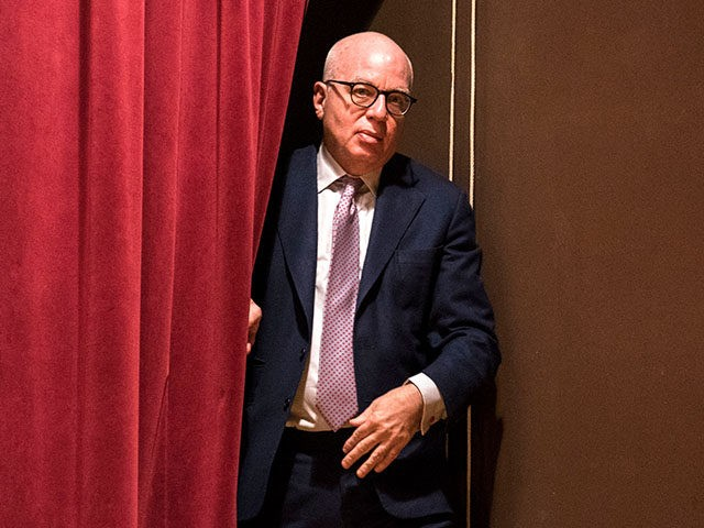 PHILADELPHIA, PA - JANUARY 16: Author Michael Wolff steps on stage to discuss his controversial book on the Trump administration titled 'Fire and Fury' on January 16, 2018 in Philadelphia, Pennsylvania. Trump's lawyer had previously sent a cease-and-desist letter to the author and publisher of the book claiming that it …
