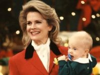 Candice Bergen in Murphy Brown (Warner Bros. Television, 1988)