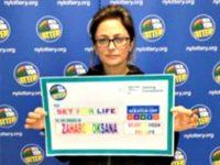 New Jersey Mom Wins 5 Million Dollar Jackpot on Wrong Ticket