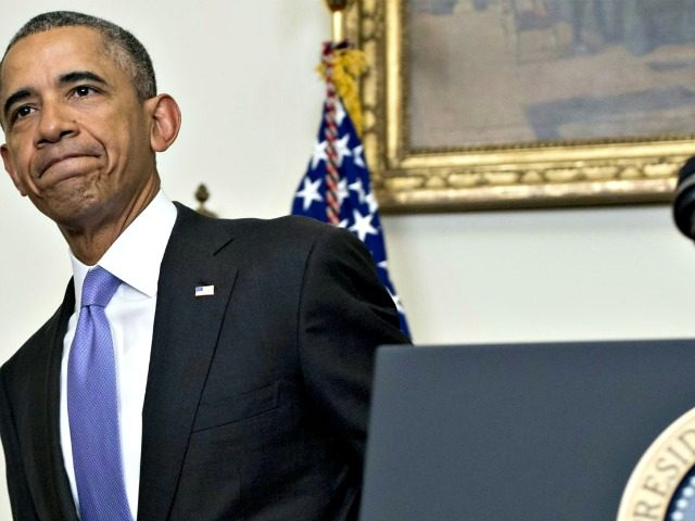 Obama Buerocrats Out