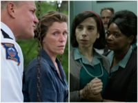 Three Billboards Shape of Water Fox Searchlight Oscar nominations