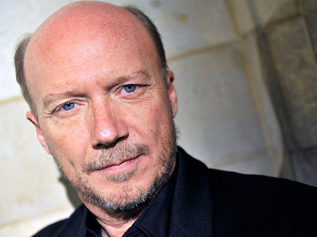 LOS ANGELES, CA - FEBRUARY 18: Screenwriter, producer and director Paul Haggis is honoured with a Scripter Literary Achievement award presented by USC on February 18, 2012 in Los Angeles, California. (Photo by Toby Canham/Getty Images)
