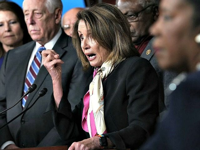 Pelosi and the Democrats
