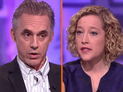 'You've Got Me': Feminist Cathy Newman Crumbles in Channel 4 Interview with 'Controversial' Prof. Jordan Peterson