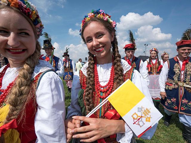 Poland Dress