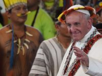 Pope Francis Warns Peru of 'Looming Threat' of Environmental Degradation