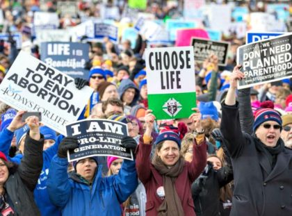 Pro-Life Supporters