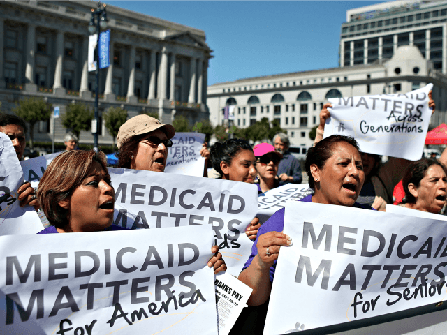 Experts Side-Eye New Green Light On Medicaid Work Requirement