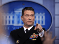 The 80 Questions White House Reporters Asked Dr. Ronny Jackson About Donald Trump's Health