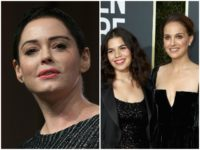 Rose McGowan Hollywood Fakery Getty