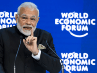 Davos: Indian Prime Minister Says Attacks on Globalism Must Be Stopped