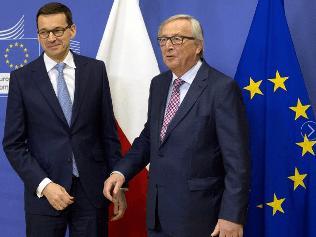 Polish PM Reshuffles Cabinet to Apease EU			AP  Virginia Mayo		by Breitbart London10 Jan 20180		10 Jan 2018		10 Jan 2018