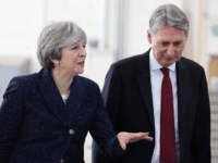 Theresa May Philip Hammond