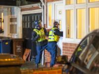 UK Police Raid