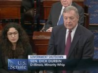 Dick Durbin Claims Amnesty Is 'Civil Rights Issue of Our Time'