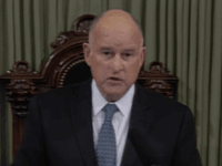 Jerry Brown state of the state (ScreenShot / CalChannel)
