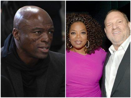 Seal Winfrey Weinstein Getty/Getty