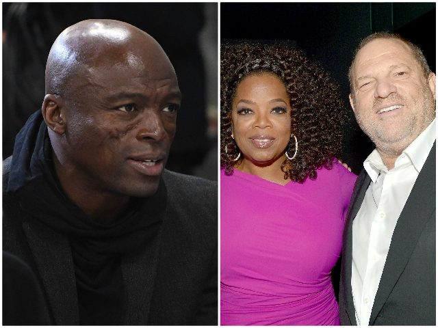 Musician Seal Calls Oprah Winfrey A 'Part Of The Problem'