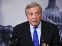 Sen. Dick Durbin: I'm Working 'Full Time' for DACA Illegal Aliens