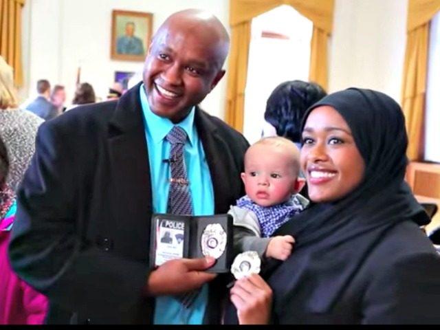 Somali Police Officer Arrested