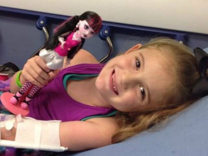 9-Year-Old Girl Whom Trump Asked Country to Pray for Is Recovering Successfully After Risky Brain Surgery
