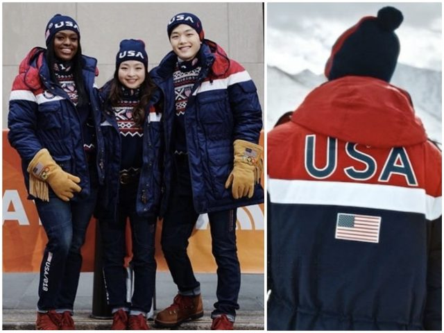 Team USA Olympics Instagram