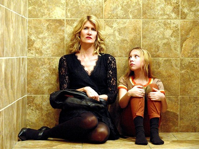 Laura Dern and Isabelle Nélisse in The Tale (2018, Gamechanger Films)