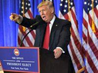 Trump Calls Out Press