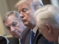 Donald Trump Dumps on 'Dicky Durbin' for Blowing Up DACA Deal