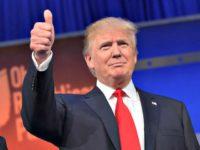Trump Econoy Up
