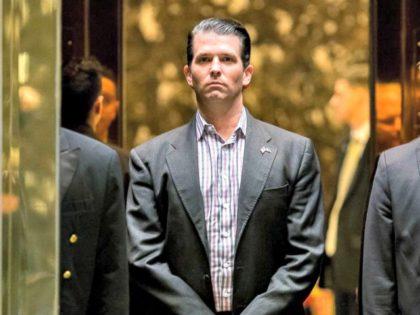 Trump Jr. Trump Tower Elevator