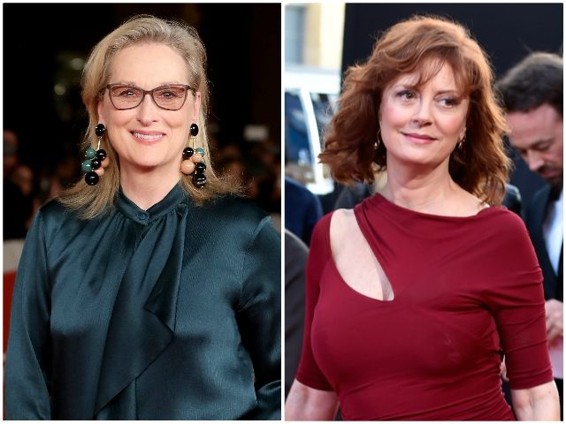 Streep, other celebs to bring activists as Golden Globe guests