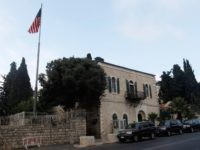 U.S. Consulate in Jerusalem (Lior Mizrahi / Getty)
