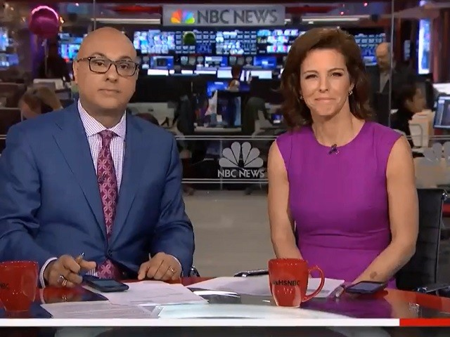 MSNBC's Velshi: Trump Is 'Sullying' Dr. Martin Luther King Jr.'s Name
