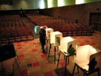 Voting Booths California