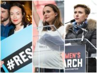 Celebrities to Join Women's March L.A. on Anniversary of Trump Inauguration