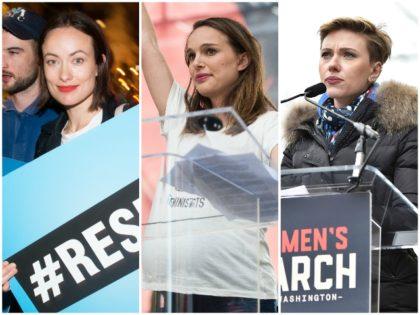 Wilde, Portman, Johansson Getty