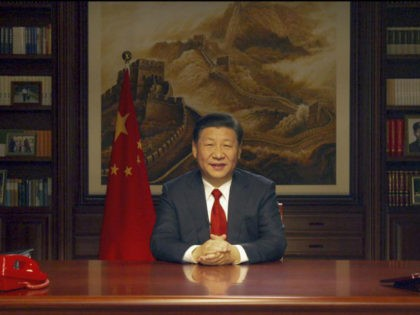 "Chinese communist leader Xi Jinping assured listeners in his New Year's Eve speech that ""China has something to say"" on international issues in 2018, promising that under his regime, Beijing will be a ""keeper of international order."""