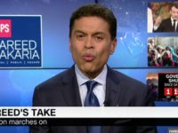 CNN's Zakaria on Immigration: Trump Seems 'Racist' — GOP 'Ugly,' 'Encouraging 'Bigotry'