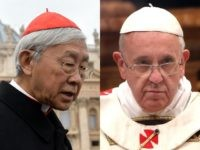 Cardinal Zen: Vatican Is 'Giving Everything' to China's Communists