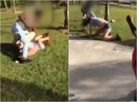 VIDEO: 14-Year-Old Florida Girl Allegedly Beats Up Classmate While Students Snapchat Incident