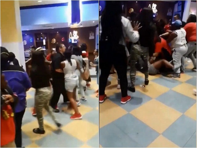Twenty Pizza Parlor Customers Brawl over 'Lost' iPhone