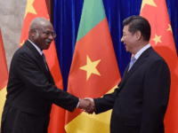 Cameroon Prime Minister Philemon Yang has worked to strengthen ties with Chinese President Xi Jinping